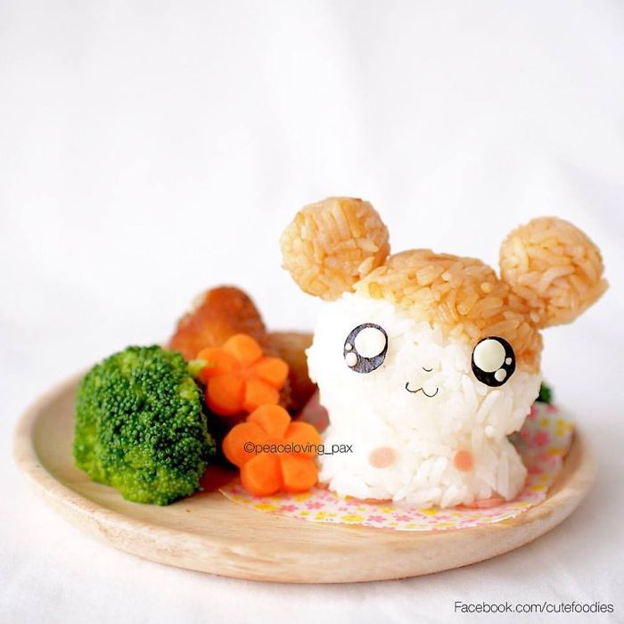 20-Happy-Lunch-With-Hamtaro-Nawaporn-Pax-Piewpun-aka-Peaceloving-Pax-Food-Art-Inspiration-for-your-Bento-Box