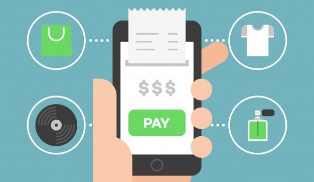 Online payment method webofinfo