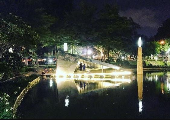 Taman Ayodya  || Taman di Jakarta