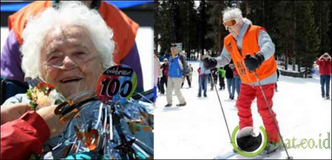 Main Ski Saat Tua