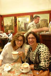 caffe greco praca espanha - Visita guiada em Roma: centro-histórico museal!