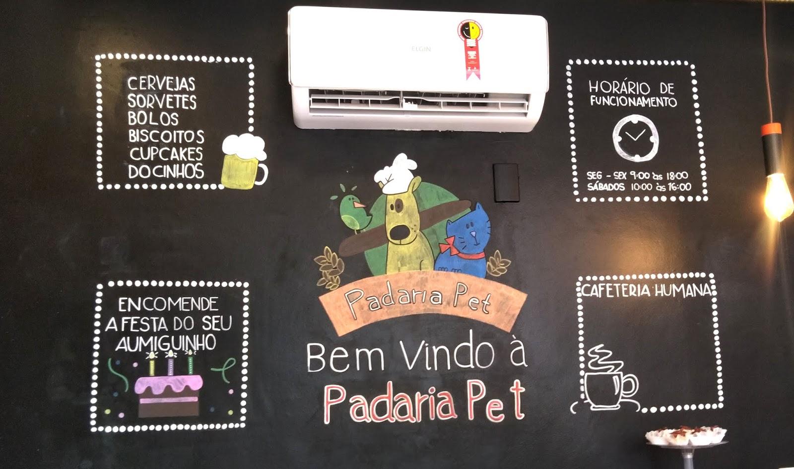 """Franquia """"Padaria Pet"""" chega à Santo André (SP)"""