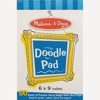 Image: Melissa and Doug Doodle Pad