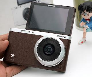 Jual Mirrorless Samsung NX Mini
