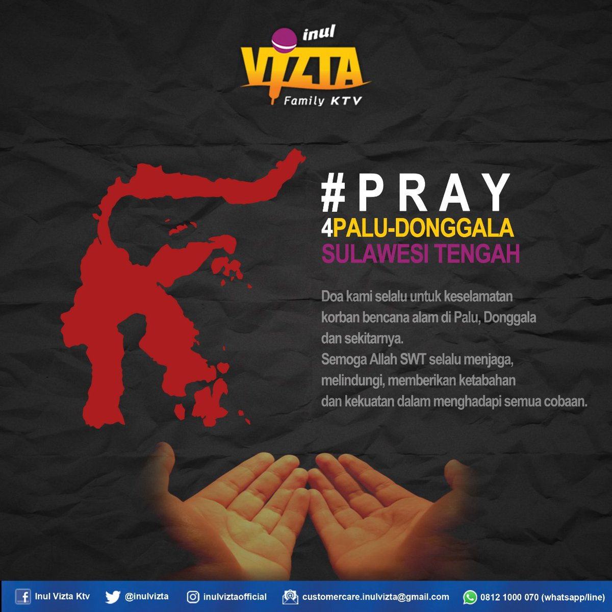 PRAY FOR PALU-DONGGALA