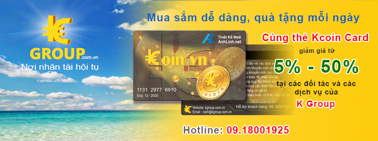 Kcoin Card