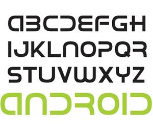 Cara merubah gaya huruf di hp android
