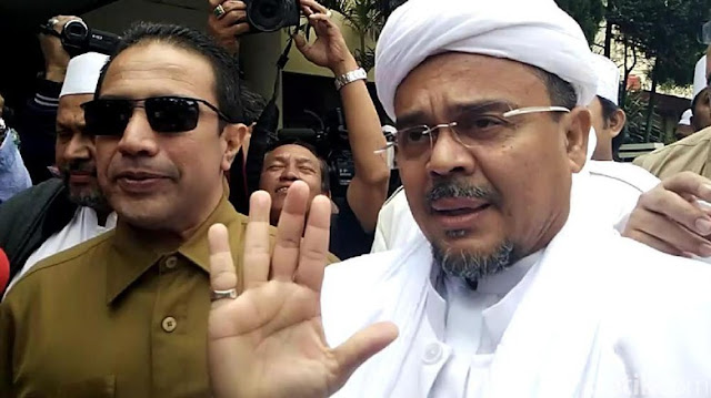 Habib Rizieq FPI Ajukan Long Stay Visa Unlimited ke Arab Saudi