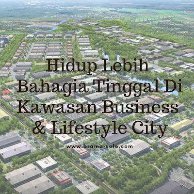Hidup Lebih Bahagia Tinggal di Kawasan Business & Lifestyle City Kota Deltamas