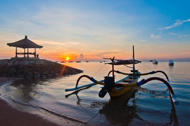 Pantai Semawang Sanur. | Wonderful Indonesia