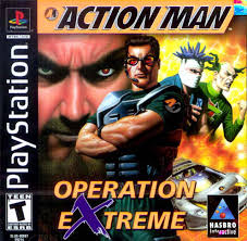 Action Man - Operation Extreme - PS1 - ISOs Download