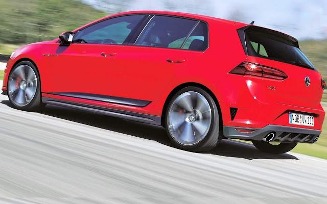 Novo VW Golf MKVIII 2020