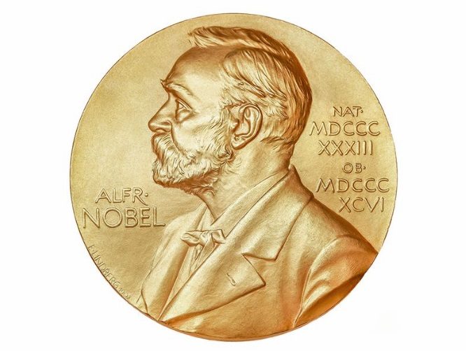 A person or organization awarded the Nobel Prize is called Nobel Laureate.