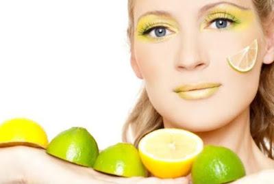 Masque au citron vert pour rajeunir le visage