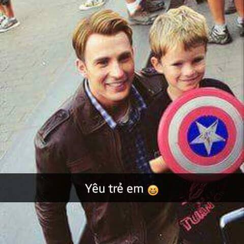 Captain America Chris Evans 12