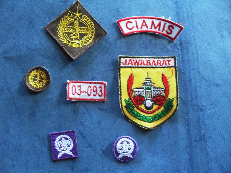 Scout Shop Ciamis Perlengkapan Umum Pramuka Dan Contoh Barang