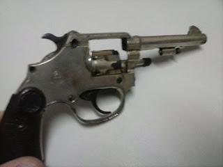 Patrulha Rural do 9º BPM garante mais uma arma de fogo longe das ruas
