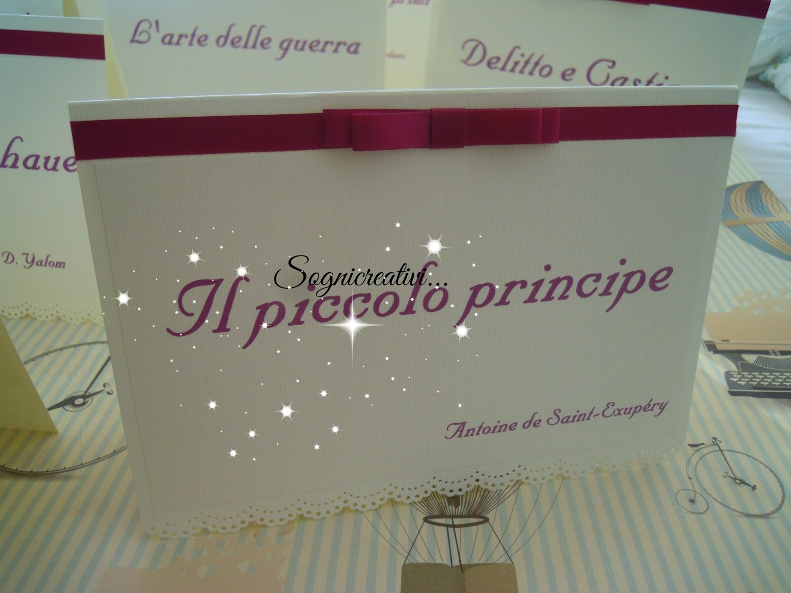 Top Partecipazioni Sognicreativi Wedding and Events: Tableau mariage  VO73