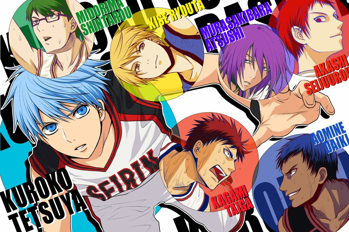 Download Kuroko No Basket 2 Episode 9 12 Sub Indo