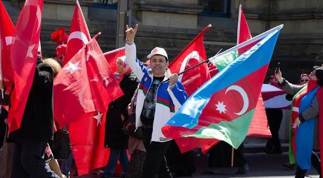 Turcos de Canadá realizarán manifestación contra genocidio