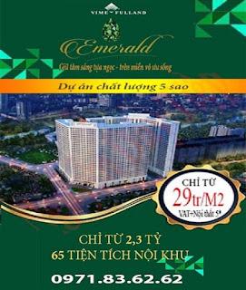 Chung cư the emerald ct8 mỹ đình