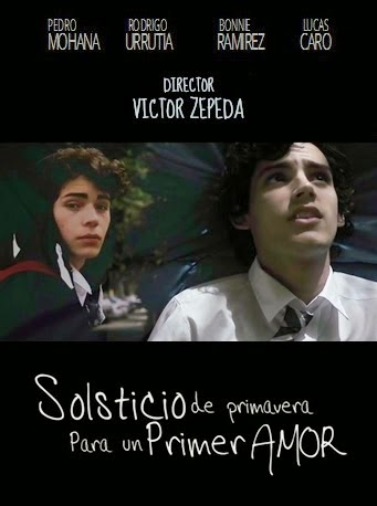 VER ONLINE Y DESCARGAR: Solsticio De Primavera Para Un Primer Amor - Corto - Chile - 2013 en PeliculasyCortosGay.com