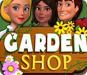 เกมส์ Garden Shop - Rush Hour!
