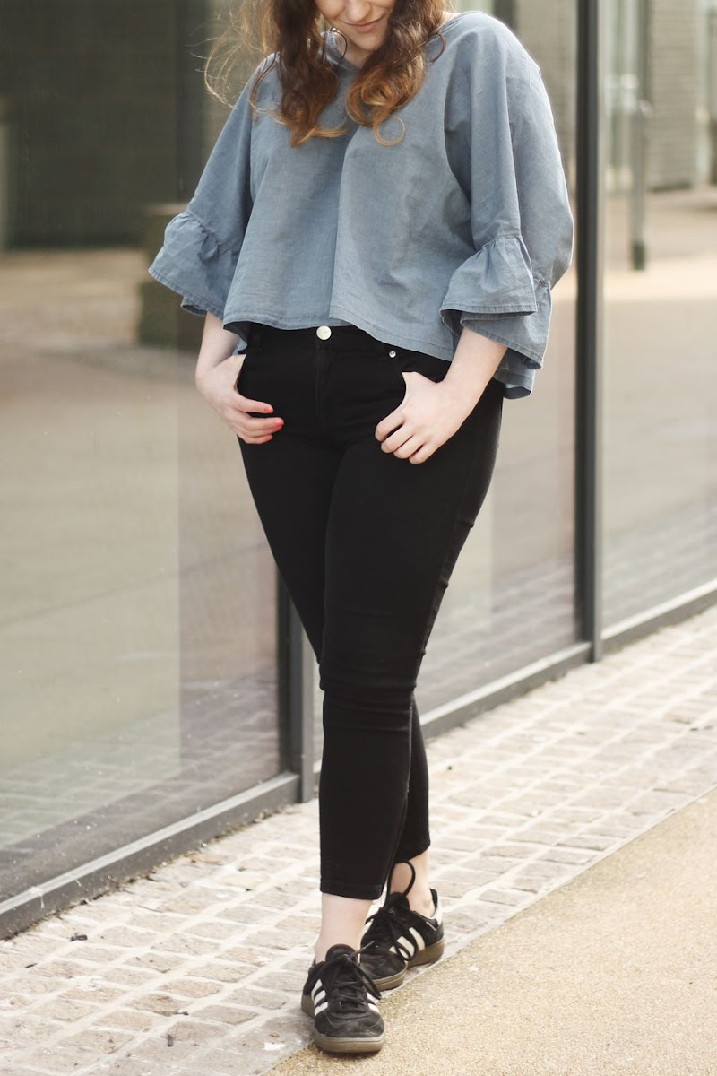 Oasis fashion Isabella skinny crop jeans | www.itscohen.co.uk