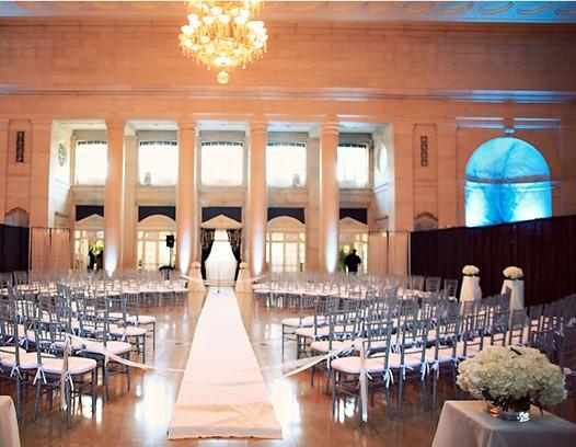 K'Mich Weddings - wedding planning - venue space