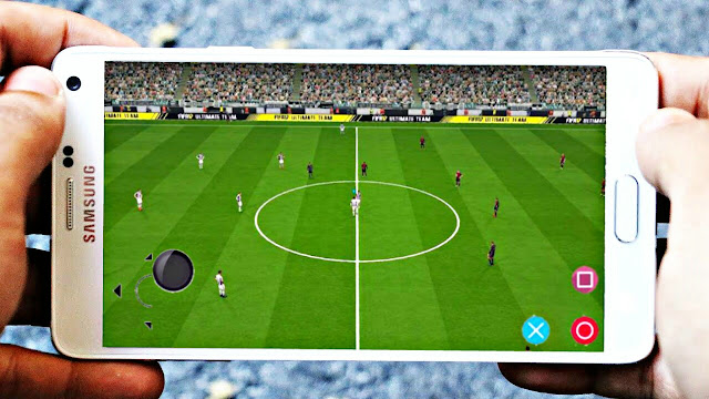 FTS 18 MOD PES 2018 Best Graphics 120MB Android