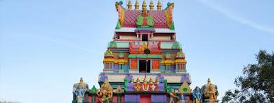 Chilkur Balaji Temple in Hyderabad District in Telangana