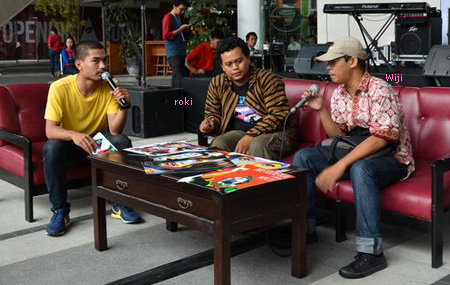 Wawancara WPAP di Sutos