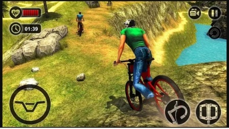 Game Sepeda Gunung Android