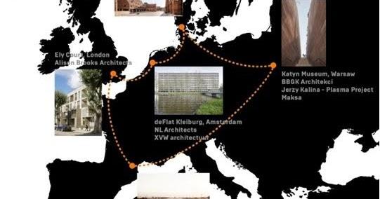 Thumbnail for Presentacions del Premi mies van der Rohe d'arquitectura de la UE: cinc presentacions, quatre ciutats, tres dies