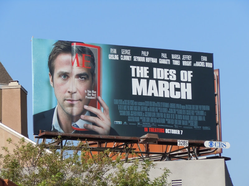 The Ides of March billboard