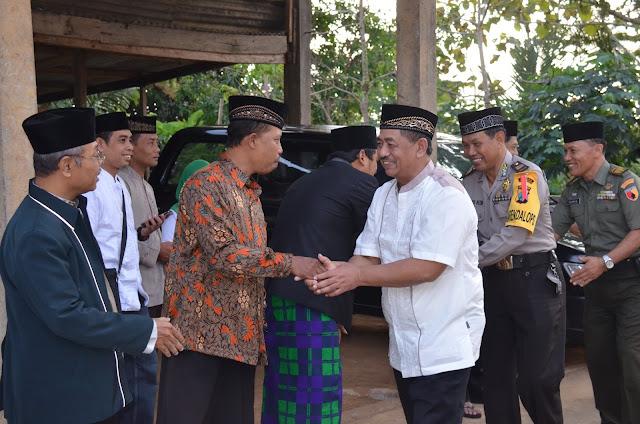 Plt Sekda lanjutkan Kegiatan Safari Ramadhan 1439 H ke Kecamatan Dongko
