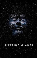 UK book cover of Sleeping Giants by Sylvain Neuvel