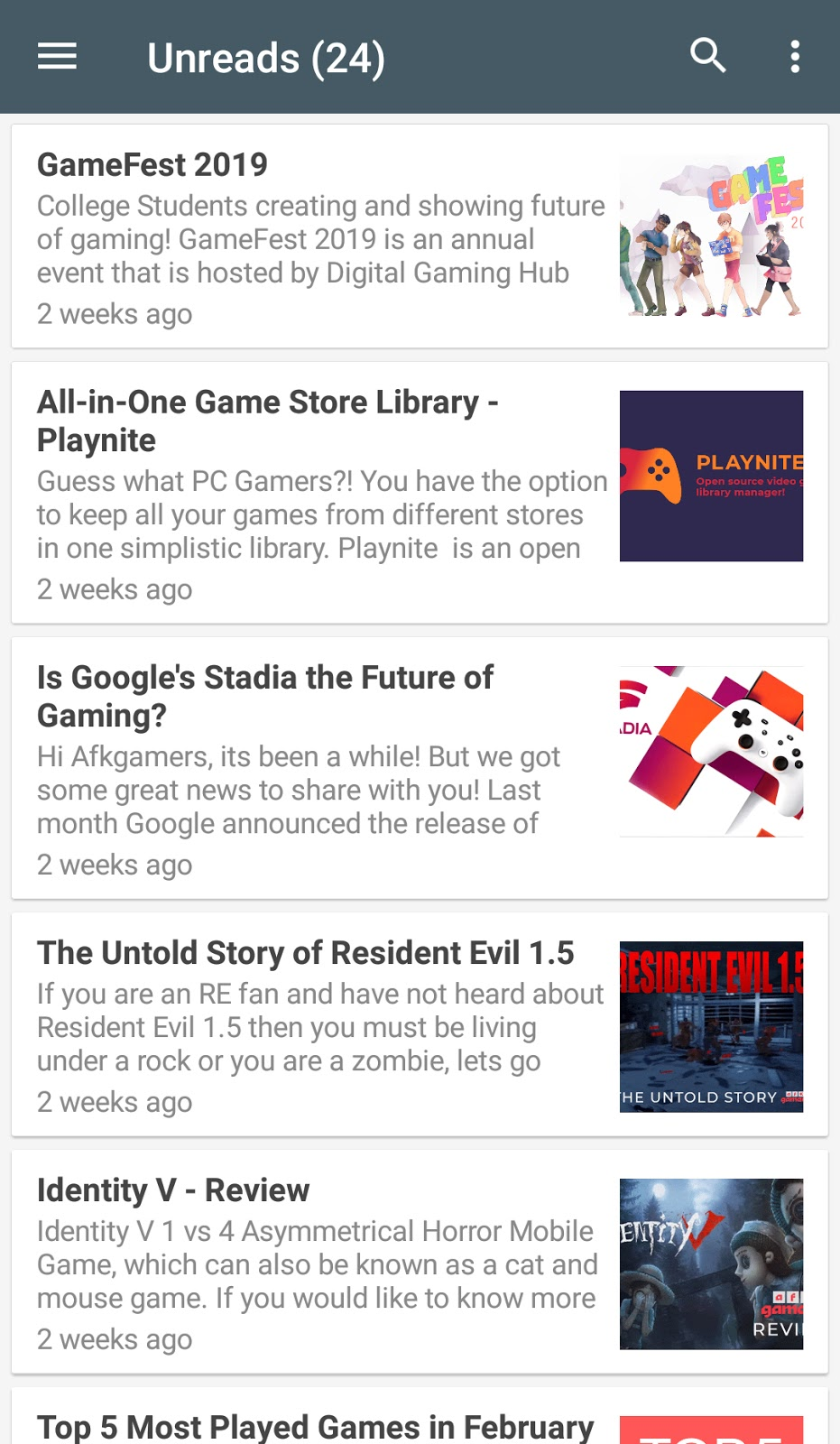 AFK Gamers App Coming Soon to Android!
