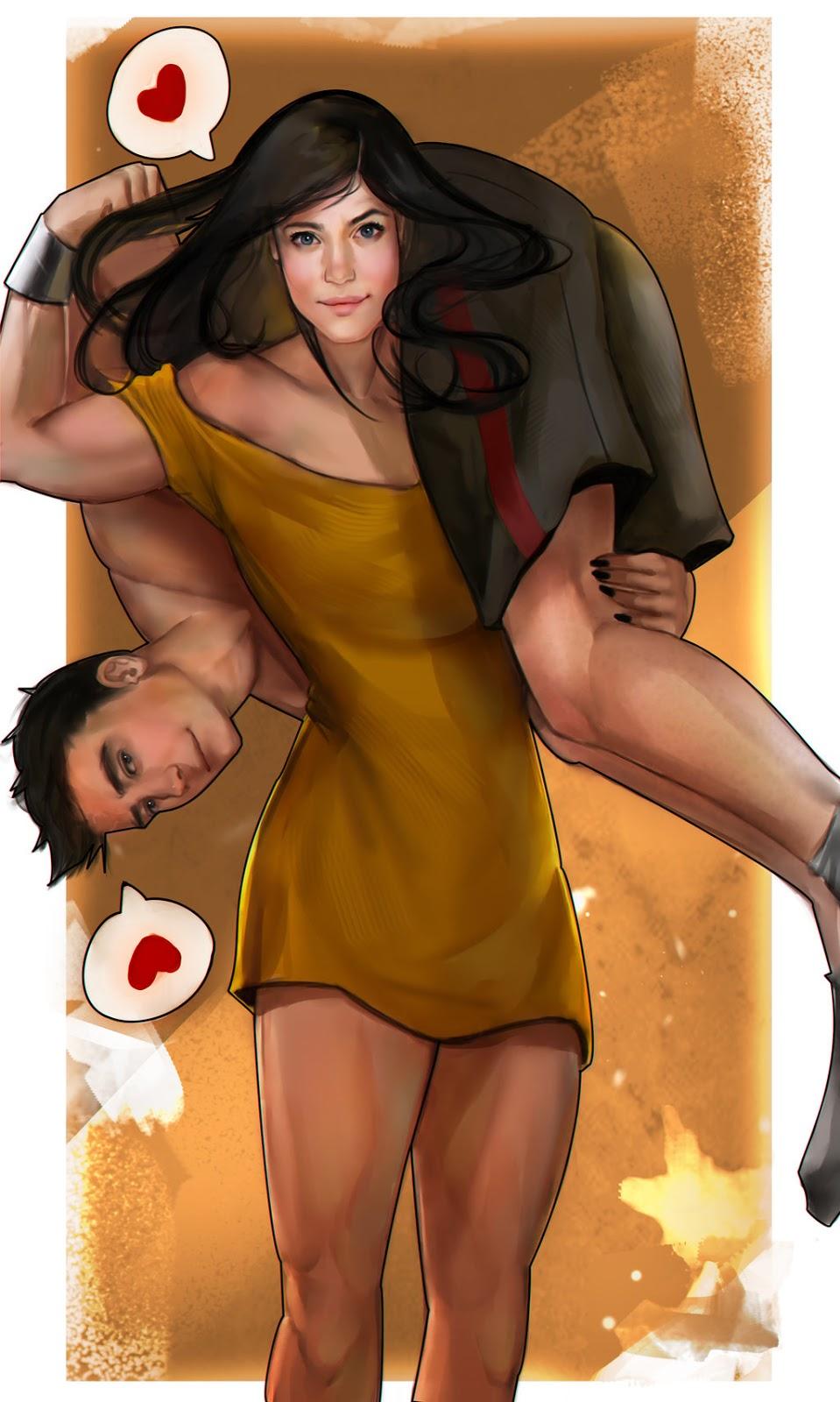 Ilustrações incríveis de Talita Persi