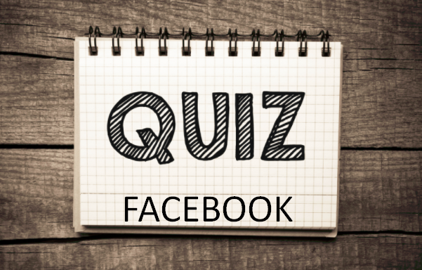 Popular Quizzes On Facebook
