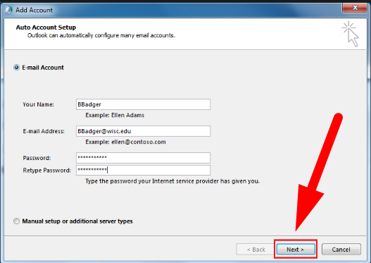 How to connect Webmail with Outlook  cheapest linux hosting provider