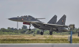 IAF Induced First Squadron of Sukhoi-30 MKI Aircraft