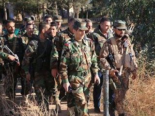 No Iranian Forces in Southern Syria