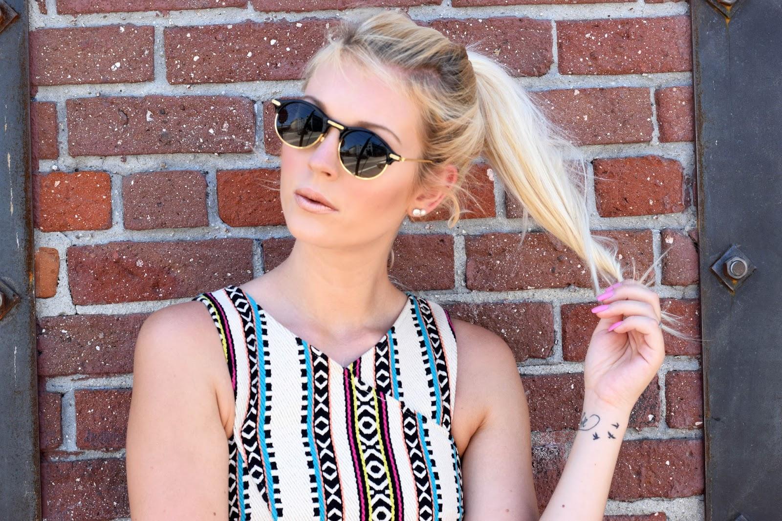 sunglasses, round sunglasses, hindsight vintage, round shape, boho, bohemian, affordable sunglasses