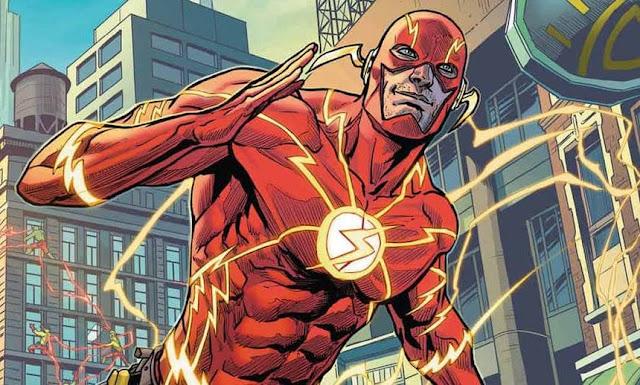 DC Comics Mengumumkan Proyek The Flash: Year One