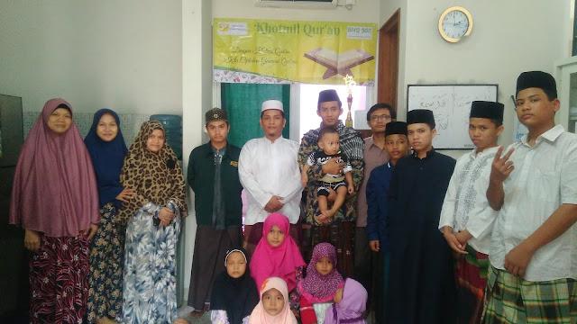 Khataman Quran Bulanan BNQ