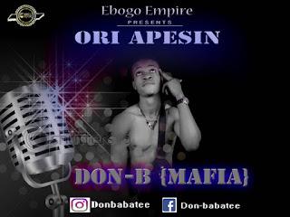 """Don-B - """"Ori Apesin"""""""