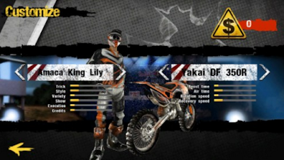 Download Game RedBull X-Fighters PPSSPP ISO Balap Motor Racing Ukuran Kecil Terbaru
