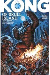 Truyện tranh Kong Of Skull Island - KONG: Đảo Đầu Lâu