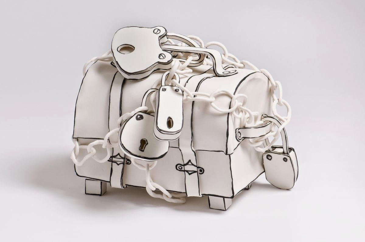 07-Locked-and-Chained-Katharine-Morling-Porcelain-Sculptures-www-designstack-co